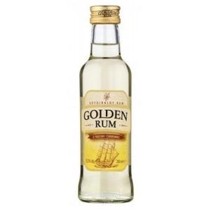 RUM GOLDEN 0.2L 37.5%