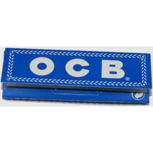 BIBUŁKI OCB BLUE 50 SZT