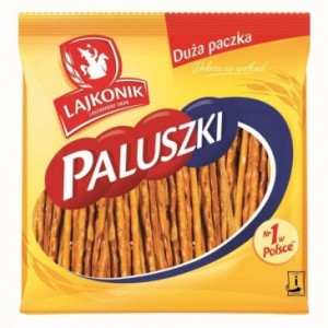 LAJKONIK PALUSZKI 300G