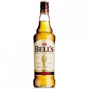 WHISKY BELL'S 1L 40%