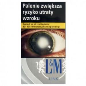 L&M LINK BLUE STIX