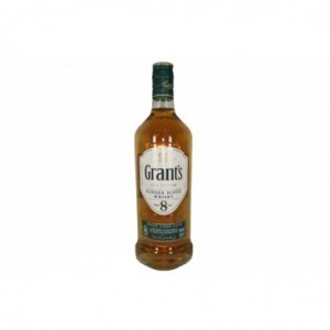 WHISKY GRANT'S SHERRY CASK 8Y