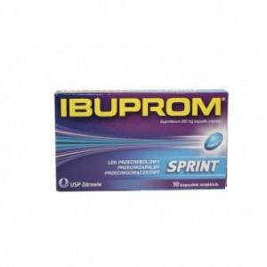 TABLETKI IBUPROM SPRINT CAPS