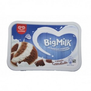 LODY ALGIDA BIG MILK...