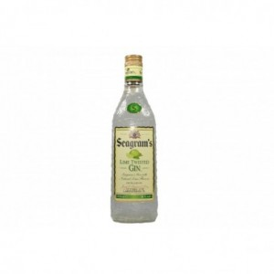 GIN SEAGRAM'S LIME 0,7L 38%