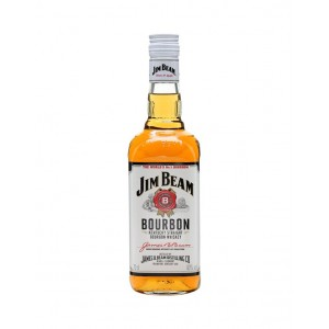 WHISKY JIM BEAM WHITE 40% 0.5L