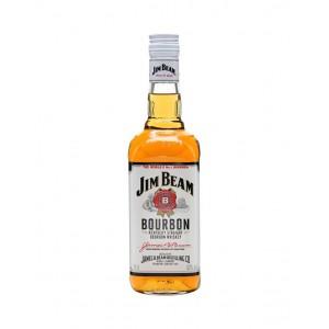 WHISKY JIM BEAM WHITE 40% 1L