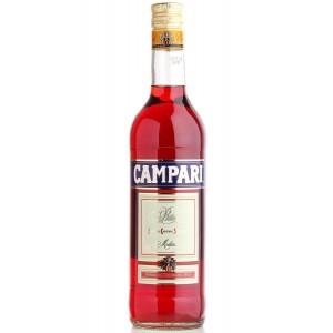 CAMPARI BITTER 25% 0,5L