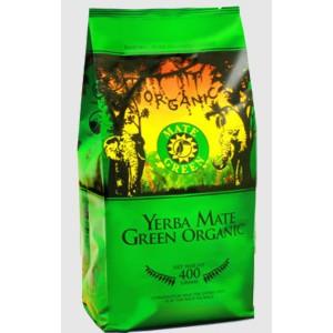 YERBA MATE GREEN ORGANIC 400G