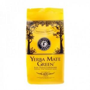 YERBA MATE GREEN FUERTE 400G