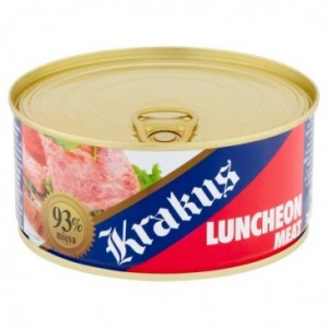 KRAKUS LUNCHEON MEAT 300G