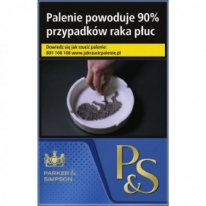 P&S BLUE KS 20