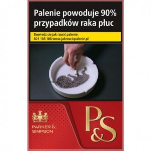 P&S RED KS 20