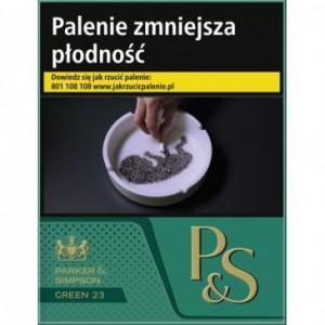 P&S GREEN 22