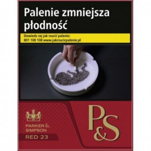 P&S RED KS 22