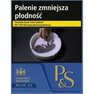 P&S BLUE 22