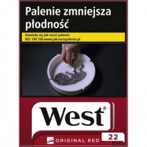 WEST RED KS 22