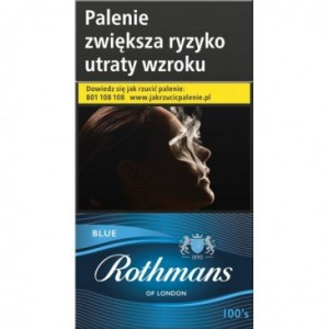 ROTHMANS BLUE 100