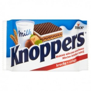 WAFEL KNOPERS 25G