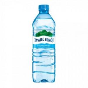 ŻYWIEC WODA 0.5L N/GAZ
