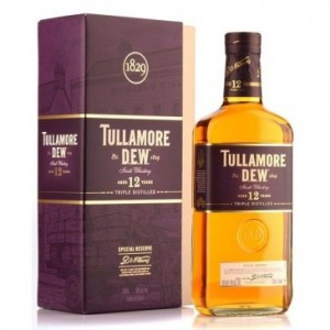 WHISKY TULLAMORE 12Y 0.7L