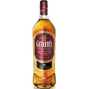 WHISKY GRANT'S 40% 0,5L